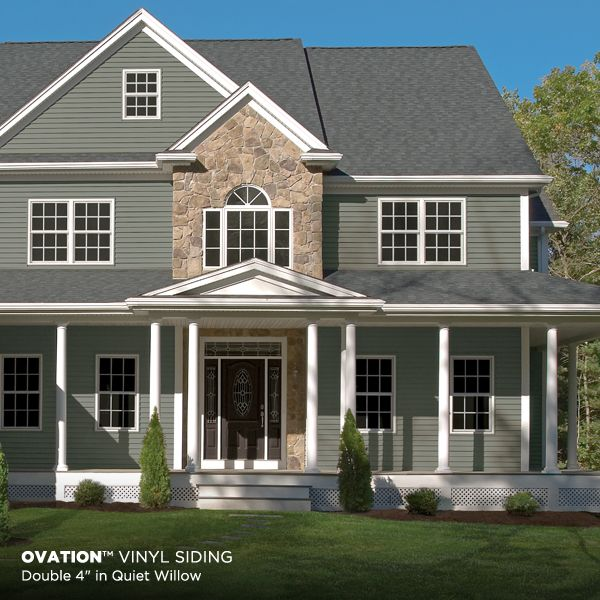 Ovation® Vinyl Siding