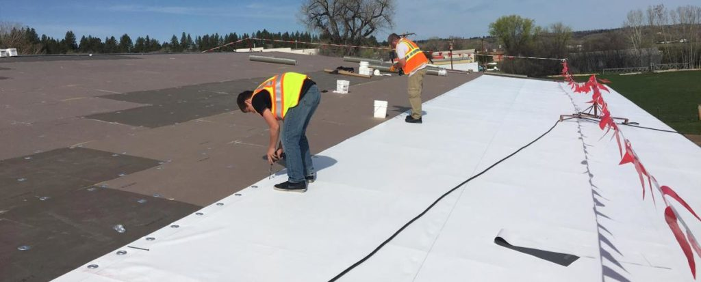 Commercial Roofing Council Bluffs